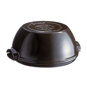 Charcoal Gray Charcoal Round Home Bread Set Charcoal Emile Henry