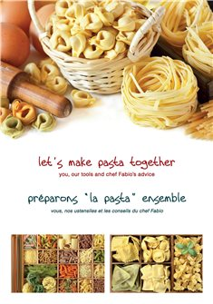 Beginner pasta cookbook