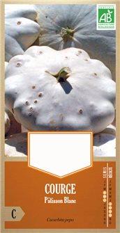 Pattypan Squash seeds