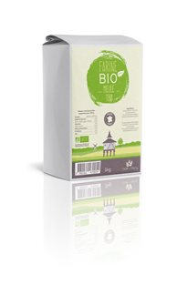 T80 BIO 1kg household flour on a grinder