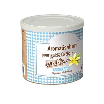 Additional flavour for yoghurt machine - vanilla