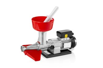 Family electric tomato press
