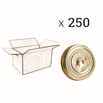 Familia Wiss® cap 110 mm per carton of 250