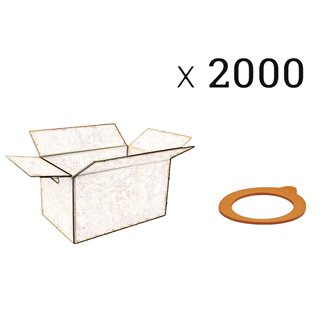 Rubber seal 60 mm per carton