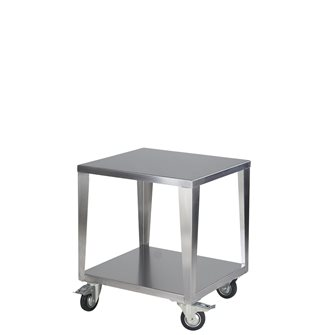Vacuum machine trolley with bell 30 cm