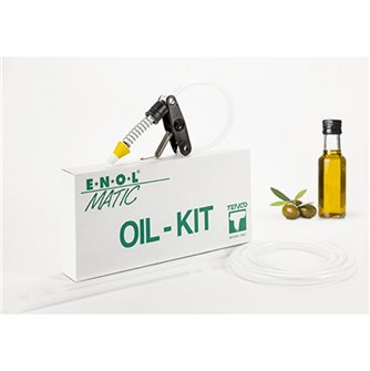 Oil kit for vacuum filler
