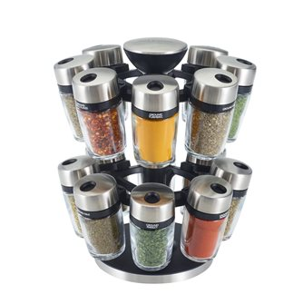 Carousel herbs and spices 16 bottles
