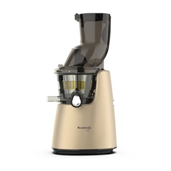 Champagne Electric Juice Extractor Large Opening Kuvings D9900