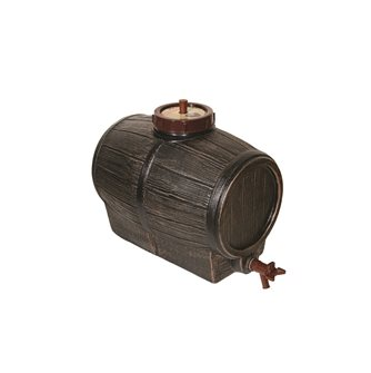 Must vat 30 litres, imitation lying barrel