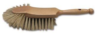 Half head counter brush for flour