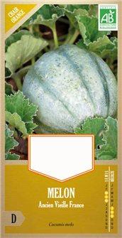 Vieille France melon seeds