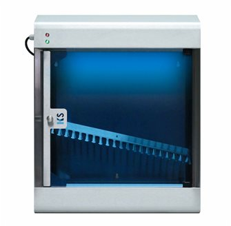 15W fully automatic stainless steel sterilization cabinet for 20 knives
