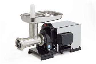 Reber semi-pro electric meat grinder n ° 12 semi-streamlined stainless steel 500 W
