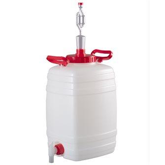 Kit tonnelet 25 liters + bubbler